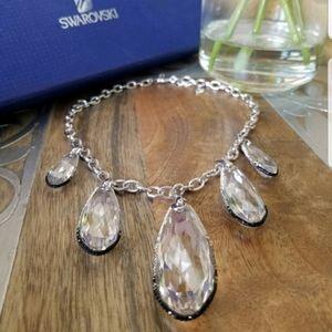 Authentic Swarovski Necklace NWT
